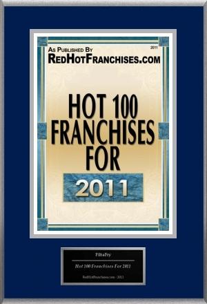 RedHotFranchises.com - Hot 100 Franchise for 2011