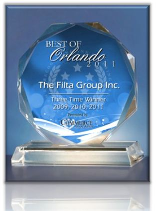 Best of Orlando Award 2011