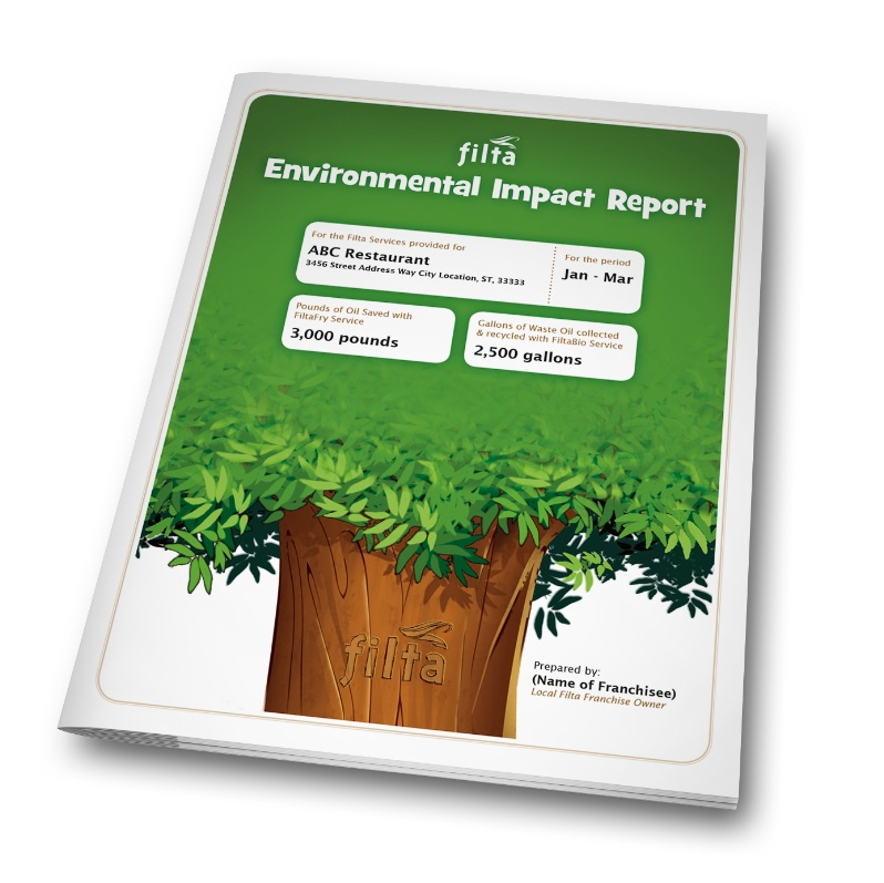 Filta Environmental Impact Report