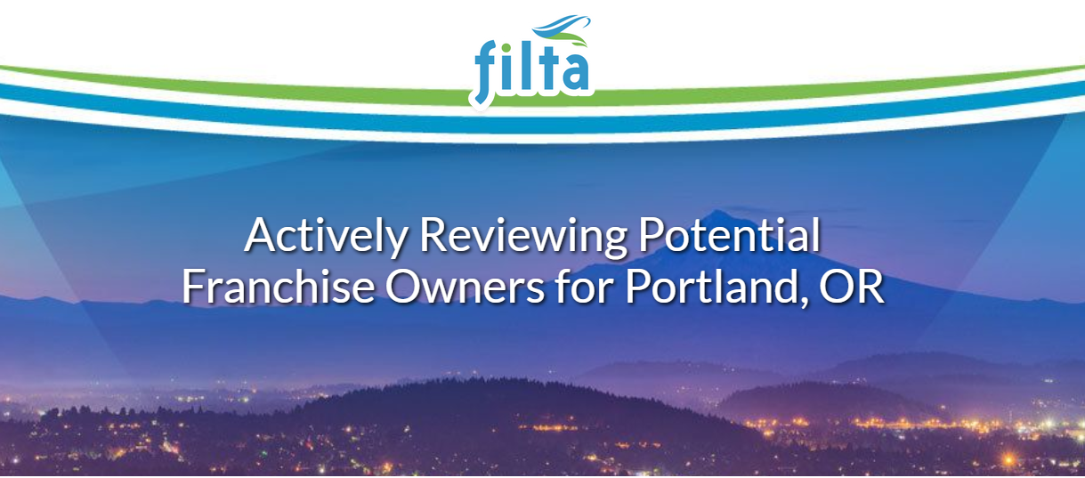 Actively Reviewing Potential Franchise Owners for Portland, OR