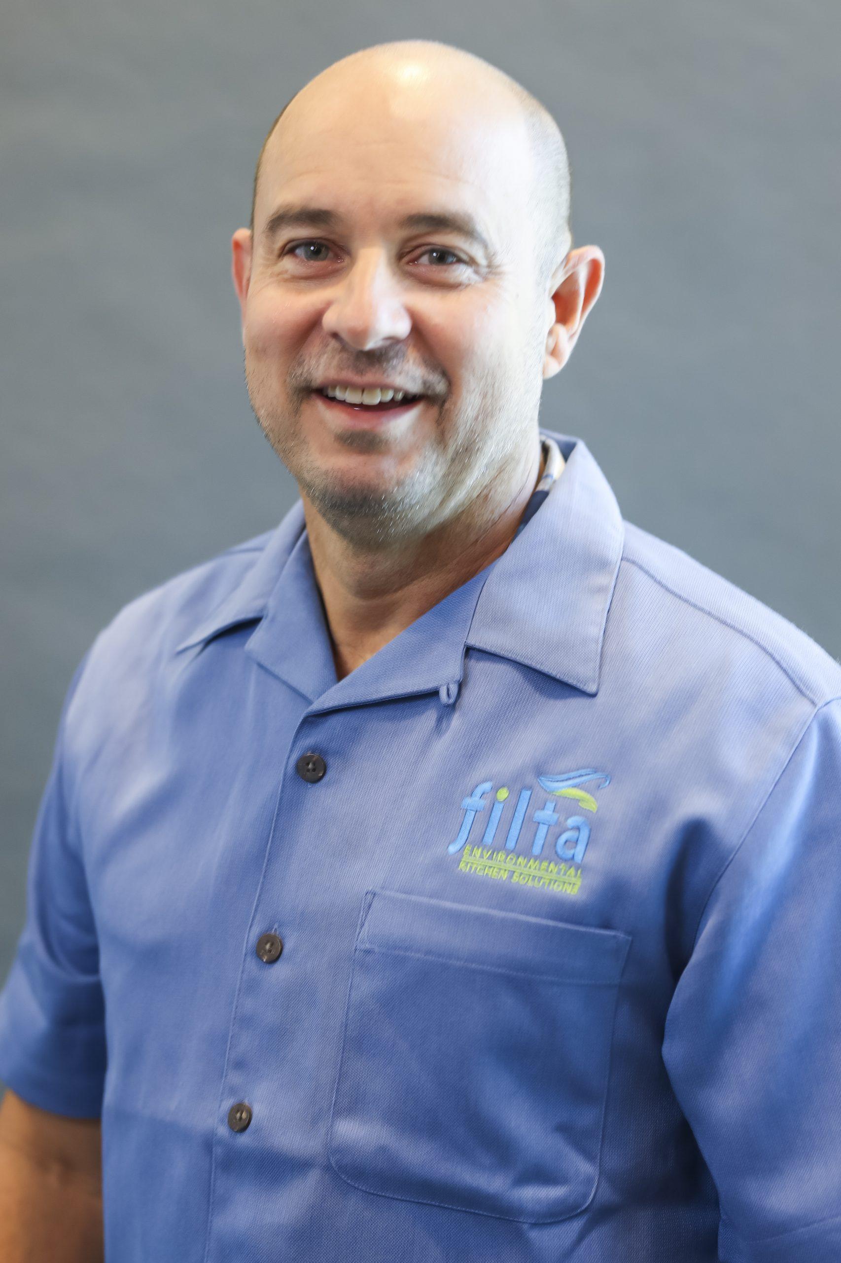 FIlta Franchise owner Trent Carlos